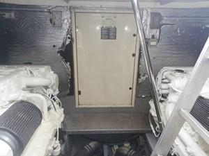 Engine Room Crew Access