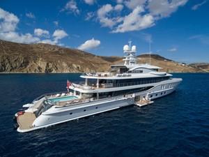PLVS VLTRA 1 PLVS VLTRA 2016 AMELS Limited Edition 242 Motor Yacht Yacht MLS #258288 1