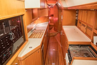 PINTAIL 18 Efficient galley