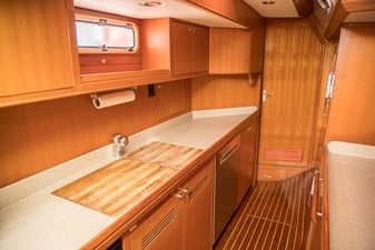PINTAIL 20 Galley 1