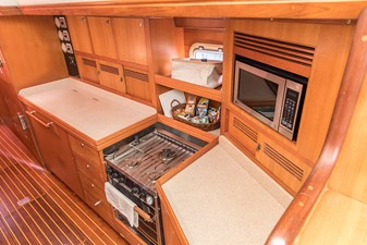 PINTAIL 19 Galley 2