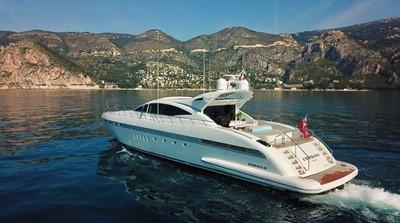 L'ESPERANCE 1 L'ESPERANCE 2004 OVERMARINE GROUP 92 Cruising Yacht Yacht MLS #258376 1