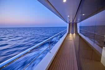 Main deck port side