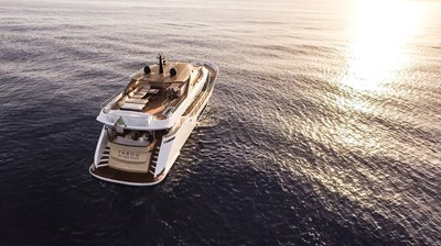 my-taboooftheseas-maiora-yachts-sunset