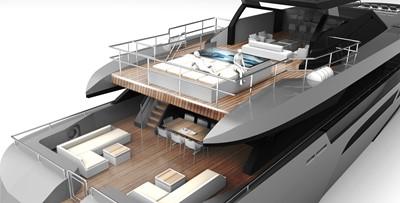 PROJECT SAPPHIRE 1 PROJECT SAPPHIRE 2022 KNIERIM YACHTBAU  Motor Yacht Yacht MLS #258429 1