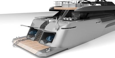 PROJECT SAPPHIRE 2 PROJECT SAPPHIRE 2022 KNIERIM YACHTBAU  Motor Yacht Yacht MLS #258429 2