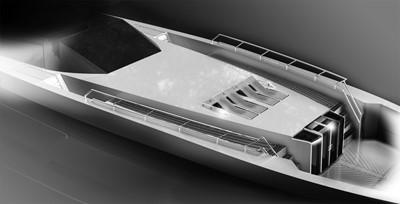 PROJECT SAPPHIRE 4 PROJECT SAPPHIRE 2022 KNIERIM YACHTBAU  Motor Yacht Yacht MLS #258429 4