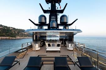 SARASTAR  7 SARASTAR  2017 MONDOMARINE  Motor Yacht Yacht MLS #258493 7
