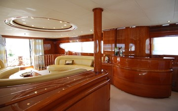 BEIJA FLORE 3 BEIJA FLORE 2007 EUROCRAFT  Motor Yacht Yacht MLS #258554 3