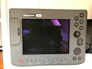 Raymarine C80 GPS