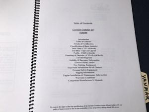 Cornish Crabber manual