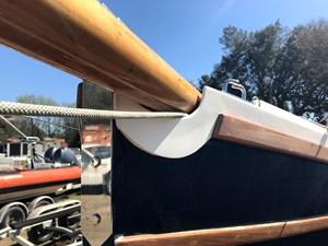 bow sprit detail