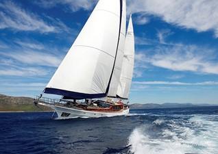 CLEAR EYES 5 CLEAR EYES 2010 PAX NAVI / OZHAN MOBILYA Custom Cruising Ketch Yacht MLS #258478 5