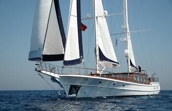 CLEAR EYES 2 CLEAR EYES 2010 PAX NAVI / OZHAN MOBILYA Custom Cruising Ketch Yacht MLS #258478 2
