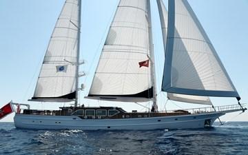 CLEAR EYES 3 CLEAR EYES 2010 PAX NAVI / OZHAN MOBILYA Custom Cruising Ketch Yacht MLS #258478 3
