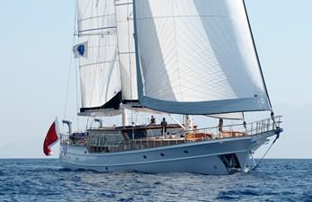 CLEAR EYES 1 CLEAR EYES 2010 PAX NAVI / OZHAN MOBILYA Custom Cruising Ketch Yacht MLS #258478 1