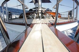 CLEAR EYES 6 CLEAR EYES 2010 PAX NAVI / OZHAN MOBILYA Custom Cruising Ketch Yacht MLS #258478 6