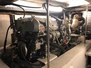 #32 Starboard Engine