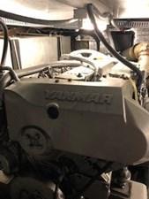 #42 Starboard Yanmar Engine