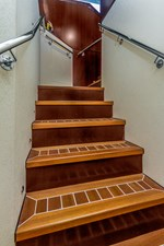 Stairs to VIP/Master Lounge