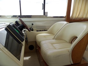 Current Affair 17 Lower helm seat