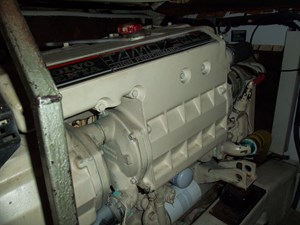 Current Affair 41 Port Engine