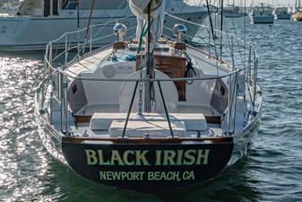 BLACK IRISH 2 BLACK IRISH 1970 HINCKLEY Bermuda 40 Yawl Yawl Yacht MLS #258862 2