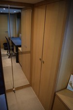 Master Closets with Full Length Mirror