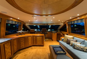 Skylounge looking aft