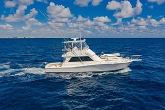 At Sea Starboard Profile