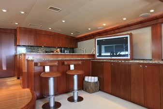 Salon and Galley