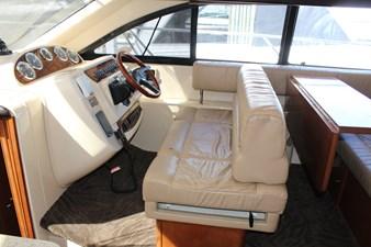 OHANA PACIFIC 8 Reversible-seat back dinette