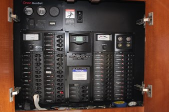 AC/DC Main distribution panel