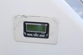 OHANA PACIFIC 67 Aft deck stereo controls