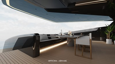 BADGAL 4 BADGAL 2023 #1 HULL  Motor Yacht Yacht MLS #258981 4