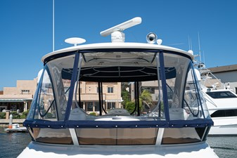 2007 Sea Ray 44 Sedan Bridge BLUE MYIRA-43