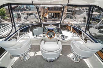 2007 Sea Ray 44 Sedan Bridge BLUE MYIRA-44