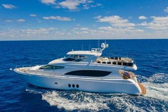 LEXUS LADY 1 Profile at Sea