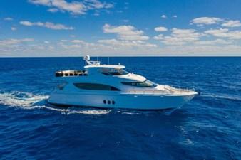 LEXUS LADY 2 Profile at Sea
