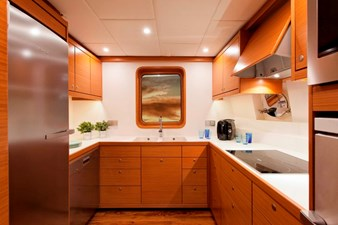 ANDROS 78' Aluship Galley 1 (Small)