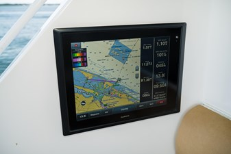 Cockpit Garmin Screen