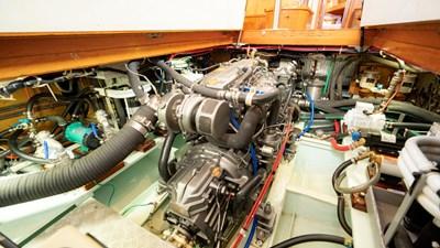 Mi Lian 21 Adam 21 - engine