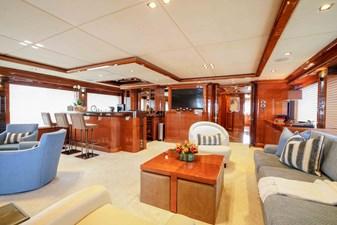 Skylounge: ASPEN ALTERNATIVE 164' 2010 Trinity Tri-Deck Motor Yacht