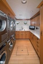 110 Hospitality Laundry Area