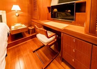 Master cabin desk / vanity