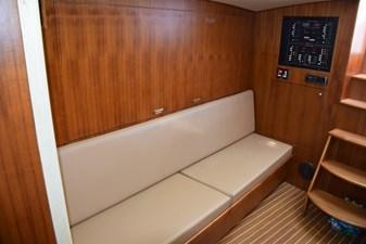Cabin settee