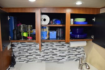 Galley cabinets