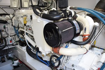 Newer engine mounts, Airseps