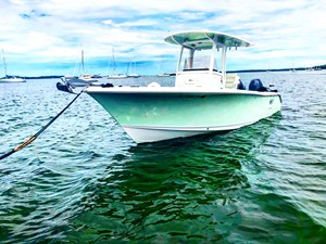 2015 25' Sea Hunt
