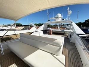 Viudes 83 24m Motor Yacht - Solarium